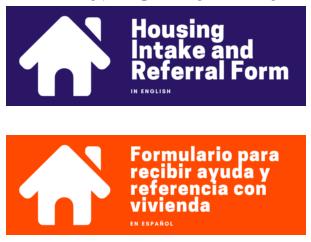 Legal Support for Housing | Apoyo legal para asuntos de vivienda